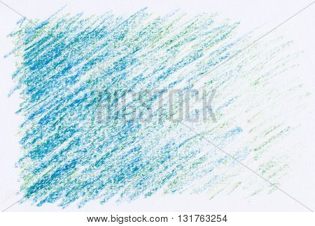 artistic blue crayon doodle sketch artistic abstract textures background