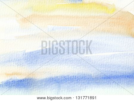 faded light tones colorful abstract textures watercolor background