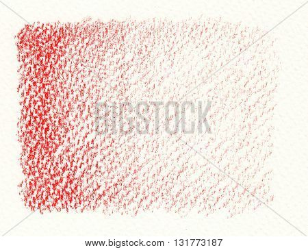 red shade tones rough abstract textures crayon drawings background