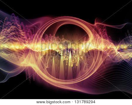 Metaphorical Light Wave