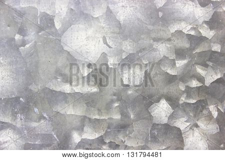 old Zinc texture background used as background