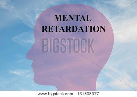 Mental Retardation Mental Concept