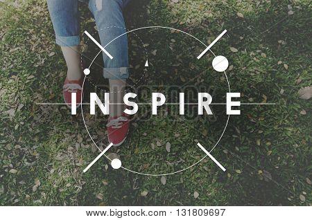 Inspire Inspiration Motivation Vision Concept