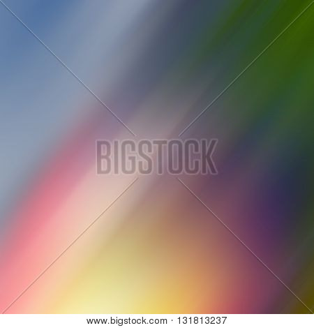 abstract background composition of colored lines pink green yellow