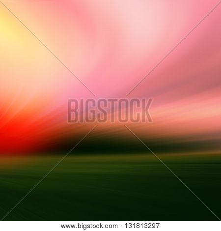 abstract background composition of colored lines pink green