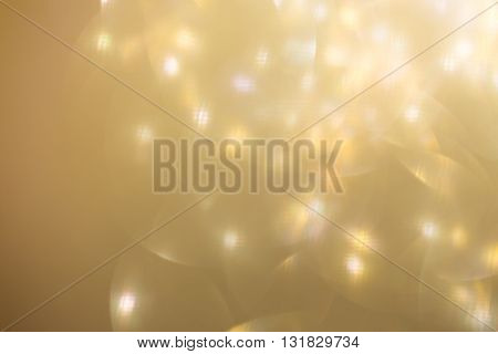 Gold Background, Abstract Golden Bokeh Light Happy New Year Celebration Background
