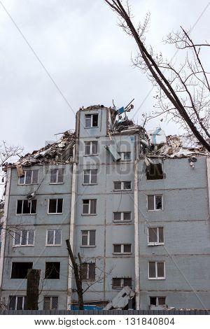 Demolition House.