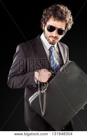 High Risk Businessman