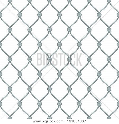 Vector abstract architectural detail for forged fence gray background. Can be used in cover design book design website background CD cover advertising.