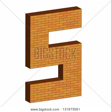 3D English the symbols alphabet of masonry