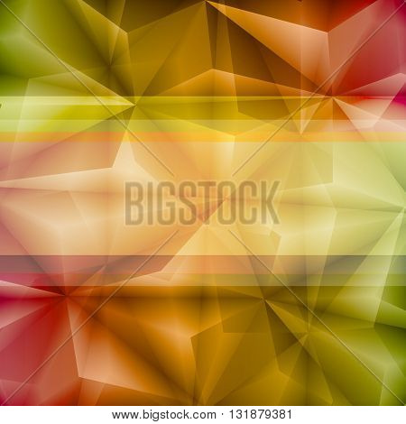 Multicolored Abstract Backdrop EPS-10. Transparency was Used.