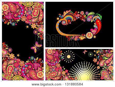 Decorative backgrounds