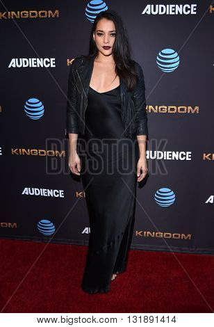 LOS ANGELES - MAY 25:  Natalie Martinez arrives to the