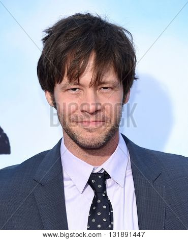 LOS ANGELES - MAY 16:  Ike Barinholtz arrives to the