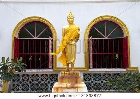 Wat Pho Prathomawat Rd. Kanchanavanich. Hat. Hat Yai Songkhla..