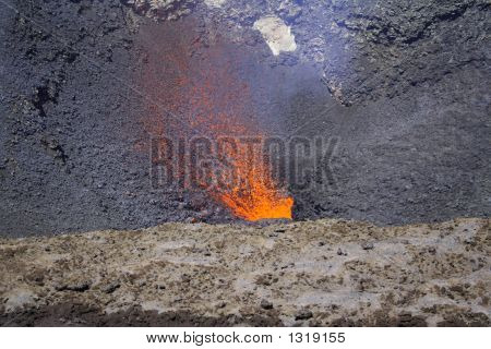 Red Hot Magma