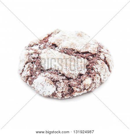 Brownies Cookies With Icing Powder
