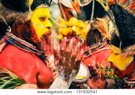 Music In Papua New Guinea