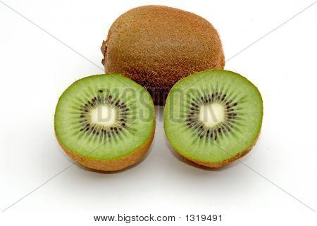 Kiwi And Halves
