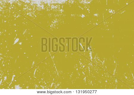 Distress Grainy Light High detailed Green Color Overlay Texture For Your Design. EPS10 vector.