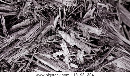 gray, nature, wood, large, chip, small, spill, gray background, sawdust, sawdust background