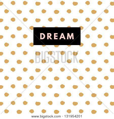 Creative girlie printable journaling card. Girlie print. Romantic cute poster. Minimalism design for banner, flyer, wallpaper