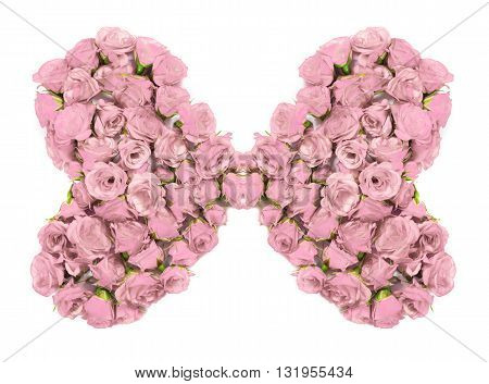 Bouquet Of Roses -  Design Element For Floral Themes.