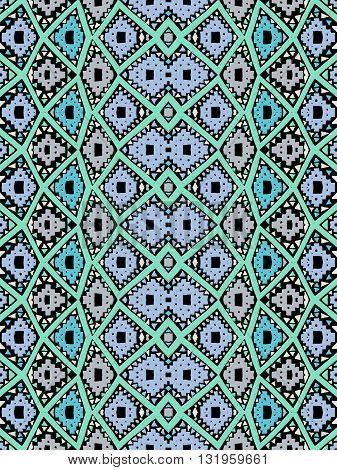 Aztec tribal mexican seamless pattern. Hipster boho chic background. Trendy layout. Art luxury print, backdrop, paper