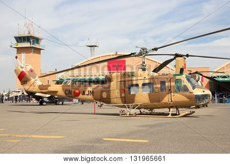 Ab205 Huey Helicopter