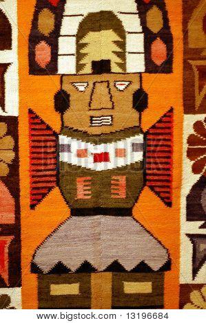 Inca ornament.