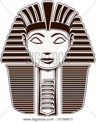 Sphinx Head - Hatshepsut