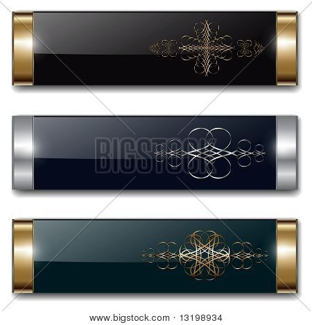 Banners, Luxury Set