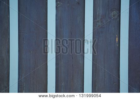 Endless Light Blue And Navy Blue Striped Fabric -wood