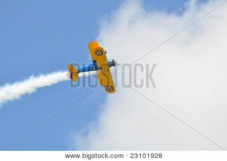 PT-17 Biplane