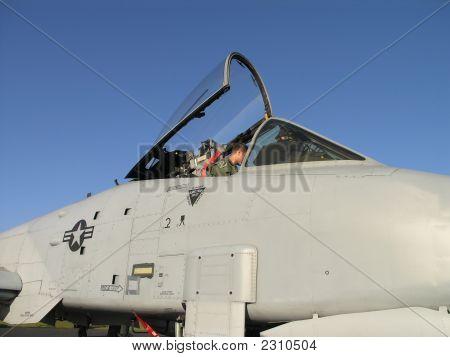 A10 Thunderbolt Tankbuster