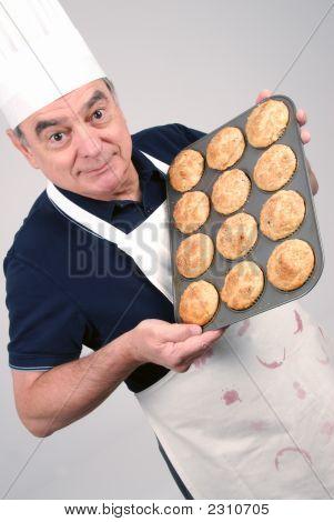 Chef und Muffins