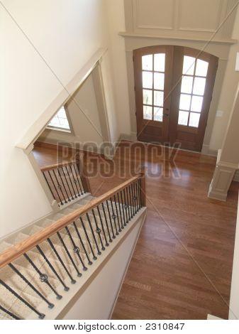 Stairway To Door