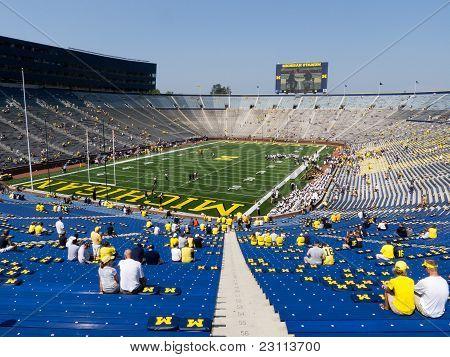 The Big House - Michigan Stadium