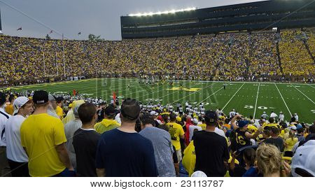 Michigan football 2