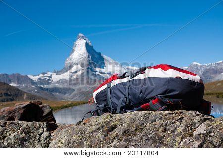 Backback and Matterhorn