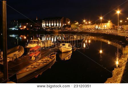 County Donegal at Night