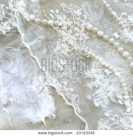 Textil-Hochzeit-Hintergrund