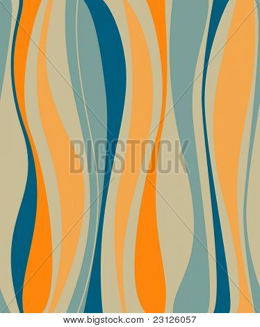 1970s retro background