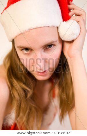 Hada de la Navidad