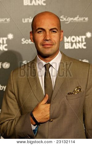 BEVERLY HILLS - SEP 17: Billy Zane at the Montblanc Charity Auction Gala to Benefit Unicef  in Beverly Hills, California on September 17, 2009