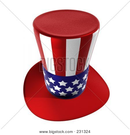Uncle Sam Hat 02
