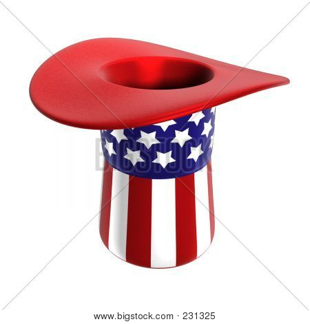 Uncle Sam Hat 03