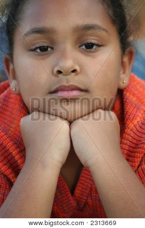 Child In Thought