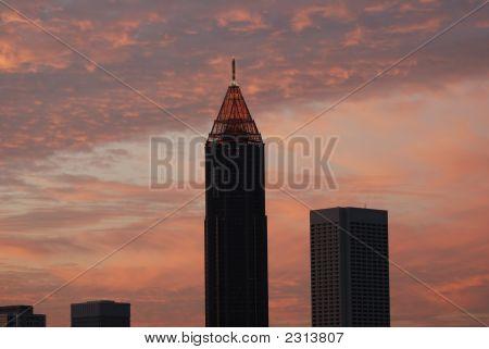 Atlanta Red Sky