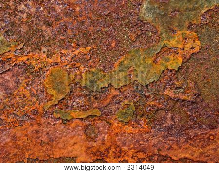 Oxidação do ferro